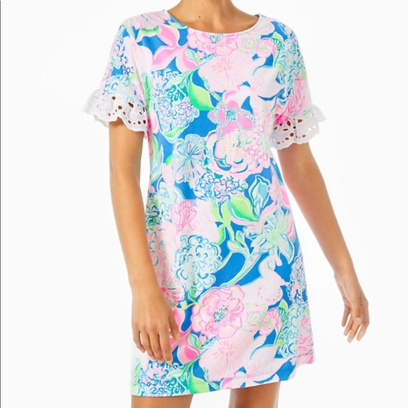 Lilly Pulitzer Dresses & Skirts - BNWT Helina T-Shirt Dress